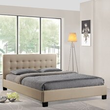 Caitlin Queen Panel Bed Frame
