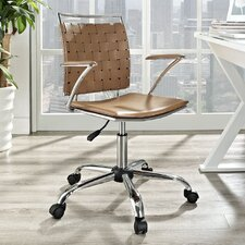 Fuse Mid-Back Adjustable Office Chair