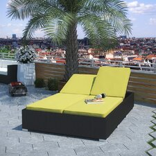 Attest Outdoor Patio Chaise