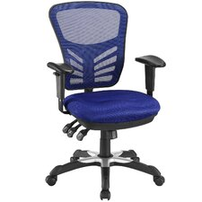 Articulate Mid-Back Task Chair with Arms