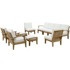 Berth 10 Piece Outdoor Patio Seating Group