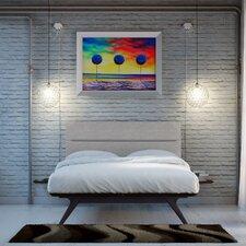 Addison Queen Platform 3 Piece Bedroom Set