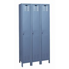 Value Max 1 Tier 3 Wide School Locker