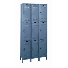 Value Max 3 Tier 3 Wide School Locker