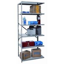 Hi-Tech Duty Open Type 6 Shelf Shelving Unit Add-on