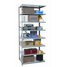 Hi-Tech Duty Open Type 8 Shelf Shelving Unit Add-on