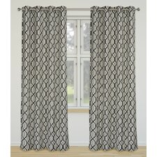 Grommet Curtain Panel (Set of 2)