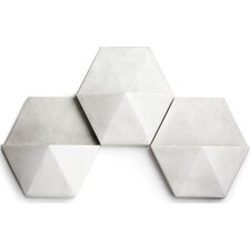 Hex Living Wall Decor