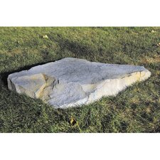Skimmer Slate Faux Rock Cover