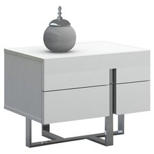 Collins 2 Drawer Nightstand