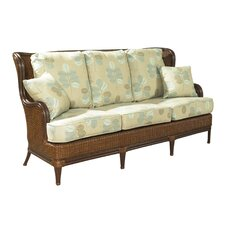 Outdoor Palm Beach Sofa with Cushions