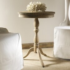 Salvaged Wood End Table