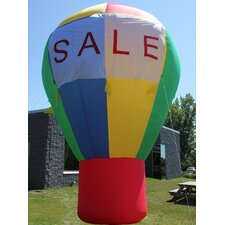 16' Promotional Advertising Inflatable Hot Air Style Balloon