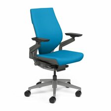 GESTURE Executive Chair with Wrapped Back