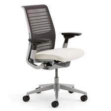 Think® 3D Knit Back Office Chair