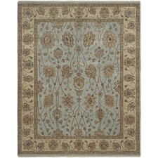 Oasis French Blue/Beige Nile Area Rug