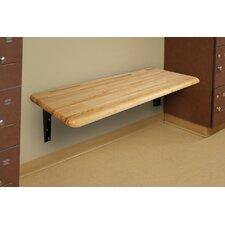 Hardwood Locker ADA Bench