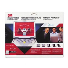 Blackout Frameless Privacy Filter for Widescreen Notebook / LCD Monitor