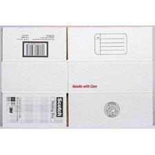 "17.25"" x 11.25"" x 6"" Scotch Mailing Box"