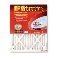 Filtrete Allergen Reduction Air Filter (Set of 6)
