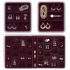 3 Piece Compartment Jewelry Stax Combo Pack