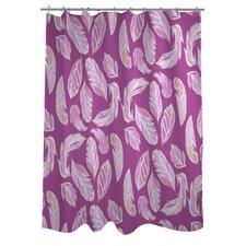 Stilettos Feathers 2 Shower Curtain