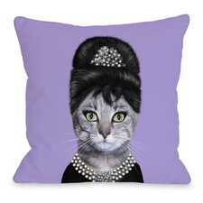 Pets Rock Breakfast Throw Pillow
