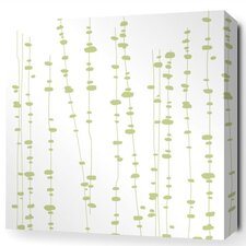 Estrella Pussy Willows Stretched Graphic Art on Wrapped Canvas