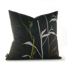Morning Glory Prairie Throw Pillow