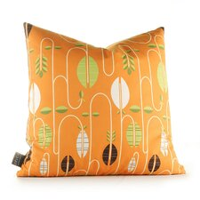 Aequorea Carnival Throw Pillow