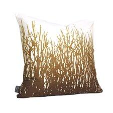Nourish Field Throw Pillow