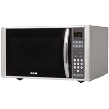 1.1 Cu. Ft. 1000W Countertop Microwave in White