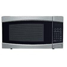 1.4 Cu. Ft. 1000W Countertop Microwavev in Stainless Steel