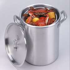 Stock Pot and Basket with Lid