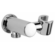 Jewel Shower Series Solid Brass Shower Wall Union with Hand Shower Holder