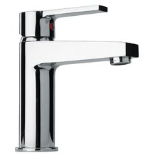 J14 Bath Series Single Lever Handle Bathroom Faucet with Classic Spout