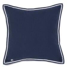 Varsity Stripe Grosgrain Throw Pillow
