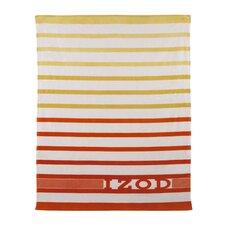 Ombre Stripe Beach Towel