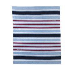 Deconstructed Stripes Beach Towel