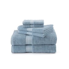 Abundance 6 Piece Towel Set