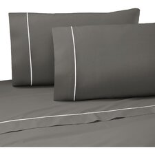 Pipeline 200 Thread Count Graphite Sheet Set