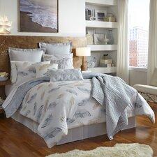 Shell Rummel Feather Comforter Set