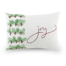 Kathy Davis Joy Breakfast Cotton Throw Pillow