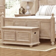 Cape May Wood Footboard