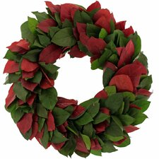 Festive Forest Wreath