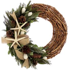 Christmas in the Islands Wreath
