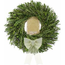 "Welcome Friends 22"" Wreath"