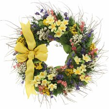 Sunny Cosmo Natural Elements Wreath
