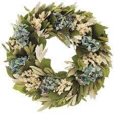 Botanical Spring Natural Elements Wreath