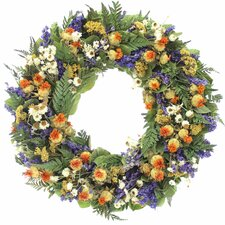 Spring Natural Elements Wreath